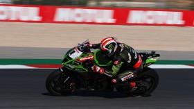 Jonathan Rea, Kawasaki Racing Team WorldSBK, Portimao Tissot Superpole