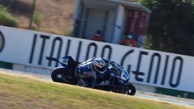Jules Cluzel, GMT94 Yamaha, Portimao Tissot Superpole