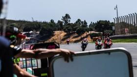 Scott Redding, Aruba.it Racing - Ducati, Michael Ruben Rinaldi, Team GOELEVEN, Portimao RACE 1