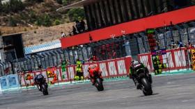 Alex Lowes, Kawasaki Racing Team WorldSBK, Portimao RACE 1