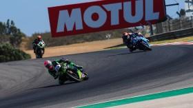 Lucas Mahias, Kawasaki Puccetti Racing, Portimao RACE1