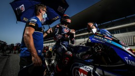 Michael van der Mark, Pata Yamaha WorldSBK Official Team, Portimao Tissot Superpole RACE