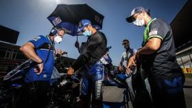 Toprak Razgatlioglu, Pata Yamaha WorldSBK Official Team, Portimao Tissot Superpole RACE