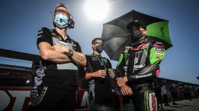 Alex Lowes, Kawasaki Racing Team WorldSBK, Portimao Tissot Superpole RACE