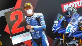 Jules Cluzel, Corentin Perolari, GMT94 Yamaha, Portimao RACE 2