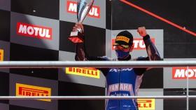 Unai Orradre, Yamaha MS Racing, Portimao RACE 2