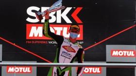 Scott Deroue, MTM Kawasaki MOTOPORT, Portimao RACE 2