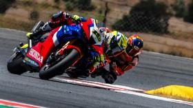 Alvaro Bautista, Team HRC, Portimao RACE 2