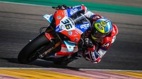 Leandro Mercado, Motocorsa Racing, Aragon FP2