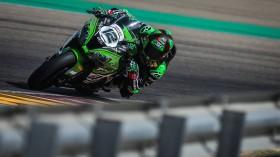 Xavi Fores, Kawasaki Puccetti Racing, Aragon FP2