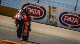 Scott Redding, Aruba.it Racing - Ducati, Aragon FP2