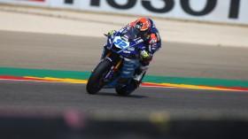 Isaac Viñales, Kallio Racing, Aragon FP2