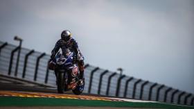 Toprak Razgatlioglu, Pata Yamaha WorldSBK Official Team, Aragon FP2