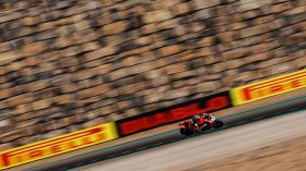 Chaz Davies, Aruba.it Racing - Ducati, Aragon FP2