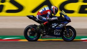 Danny Webb, WRP Wepol Racing, Aragon FP2