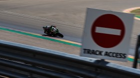 Alex Lowes, Kawasaki Racing Team WorldSBK, Aragon FP2