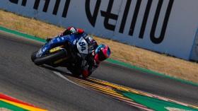 Loris Cresson, OXXO Yamaha Team Toth, Aragon FP2