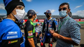 Toprak Razgatlioglu, Pata Yamaha WorldSBK Official Team, Aragon RACE 1