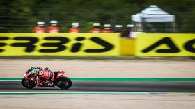 Chaz Davies, Aruba.it Racing - Ducati, Aragon RACE 1