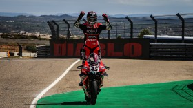 Scott Redding, Aruba.it Racing - Ducati, Aragon RACE 1