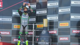 Mika Perez, Prodina Ircos Team WorldSSP300, Aragon RACE 1