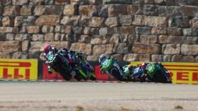 Scott Deroue, MTM Kawasaki MOTOPORT, Aragon RACE 1