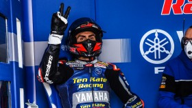 Loris Baz, Ten Kate Racing Yamaha, Aragon Tissot Superpole