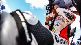 Michael Ruben Rinaldi, Team GOELEVEN, Aragon RACE 1