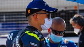 Hannes Soomer, Kallio Racing, Aragon RACE 1