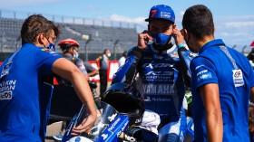 Ton Kawakami, Yamaha MS Racing, Aragon RACE 1