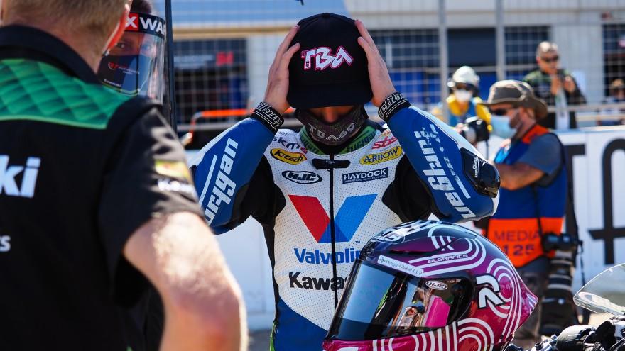 Tom Booth-Amos, RT Motorsports by SKM - Kawasaki, Aragon RACE 1