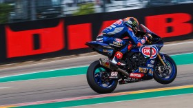 Michael van der Mark, Pata Yamaha Official WorldSBK Team, Aragon FP3