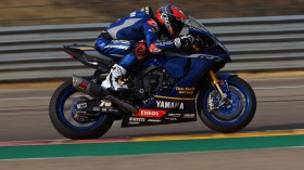 Loris Baz, Ten Kate Racing - Yamaha, Aragon Tissot Superpole