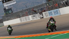 Jonathan Rea, Kawasaki Racing Team WorldSBK, Aragon Tissot Superpole