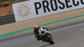 Phillipp Oettl, Kawasaki Pucetti racing, Aragon Tissot Superpole