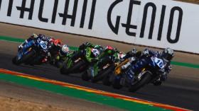 Jules Cluzel, GMT94 Yamaha, Aragon RACE 1