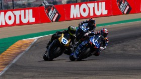 Danny Webb, WRP Wepol Racing, Aragon RACE 1