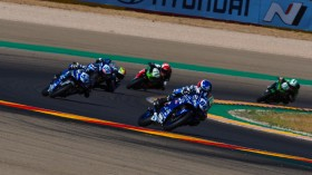 Hugo De Cancellis, Team TRASIMENO, Aragon RACE 1