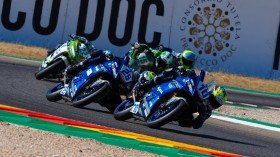 Unai Orradre, Yamaha MS Racing, Aragon RACE 1