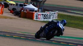 Corentin Perolari, GMT94 Yamaha, Aragon RACE 1