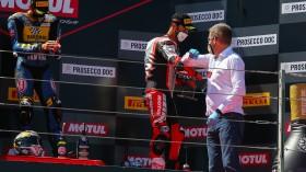 Raffaele De Rosa, MV Agusta Reparto Corse, Aragon RACE 2