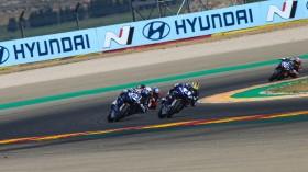 Steven Odendaal, EAB Ten Kate Racing, Aragon RACE 2