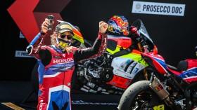 Alvaro Bautista, Team HRC, Aragon RACE 2