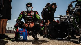 Alex Lowes, Kawasaki Racing Team WorldSBK, Aragon Tissot Superpole RACE