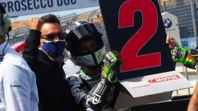Thomas Brianti, Prodding Ircos Team WorldSSP300, Aragon RACE 2