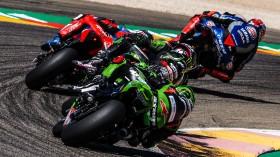 Xavi Fores, Kawasaki Puccetti Racing, Aragon RACE 2
