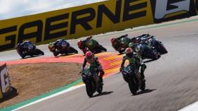 Jeffrey Buis, Scott Deroue, MTM Kawasaki MOTOPORT, Aragon RACE 2