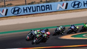 Scott Deroue, MTM Kawasaki MOTOPORT,  Aragon RACE 2