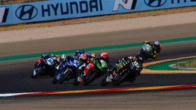 Koen Meuffels, MTM Kawasaki MOTOPORT, Aragon RACE 2