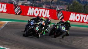 Jeffrey Buis, MTM Kawasaki MOTOPORT, Aragon RACE 2